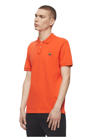 Polo Shirt M11MT712 Safety Orange Front