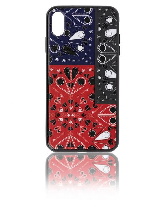 BANDANA PRINT IPHONE CASE