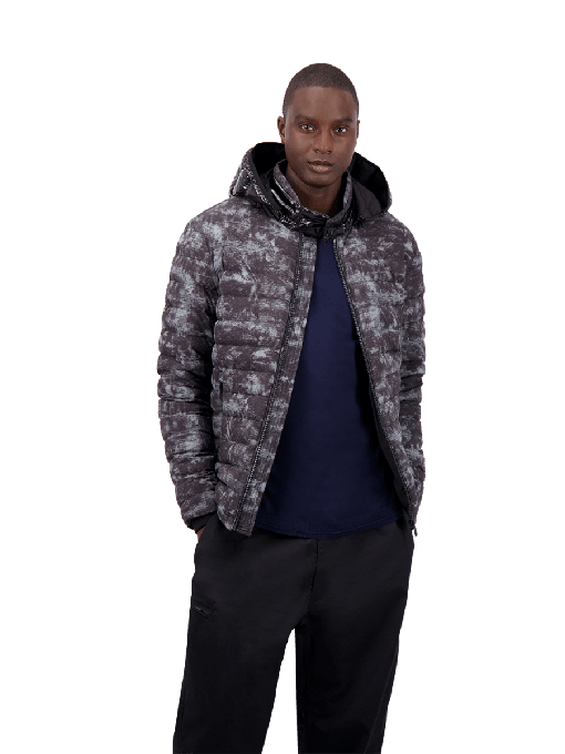 MANTEAU BLACK ROCK 2