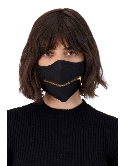 ZIPPER MASK