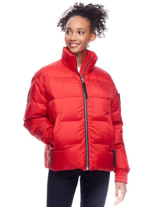 LADIES LUST PUFFER
