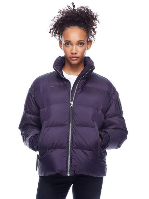 LADIES WRATH PUFFER