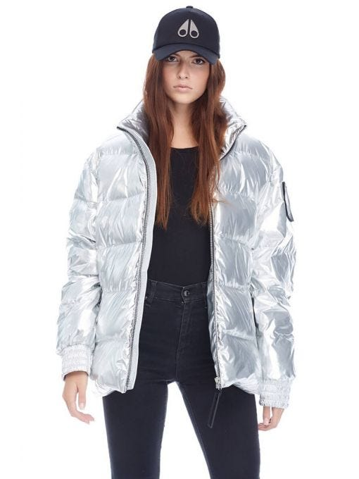 LADIES PRIDE PUFFER