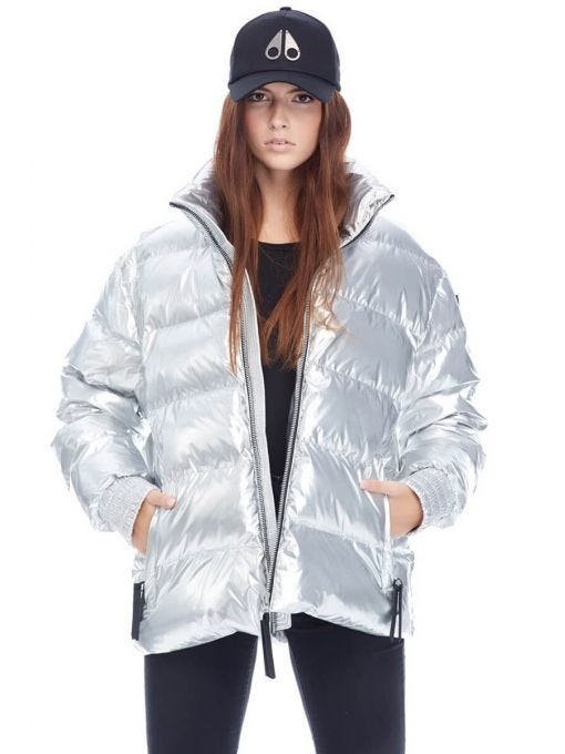 LADIES ENVY PUFFER