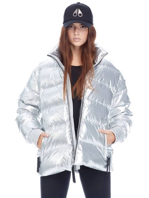 LADIES GREED PUFFER