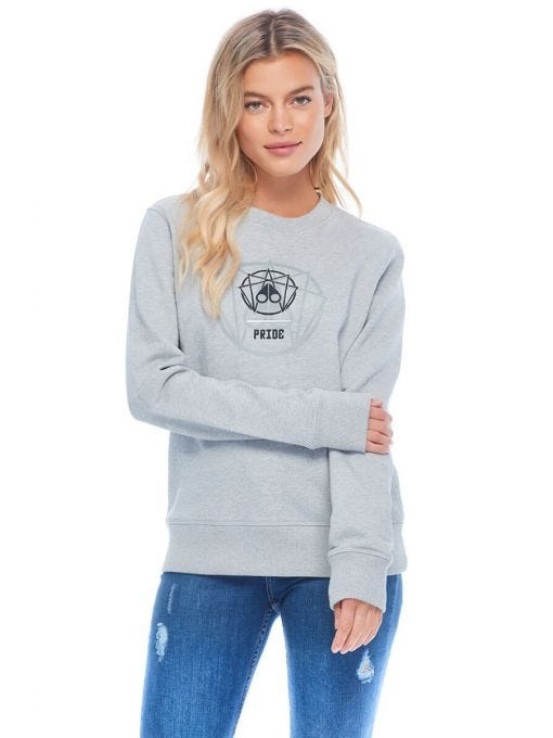 LADIES PRIDE SWEATSHIRT