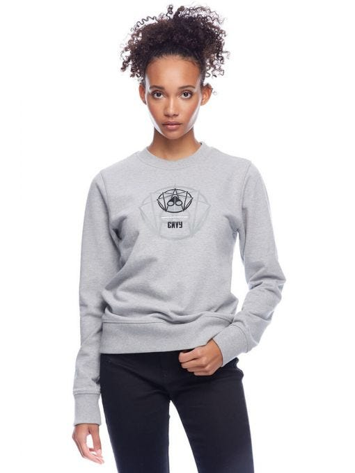 LADIES ENVY SWEATSHIRT