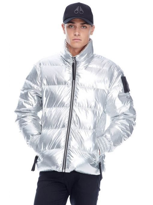 MEN GREED PUFFER