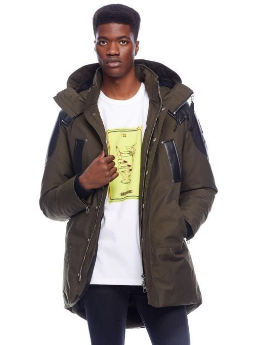 MEN GOURMAND PARKA