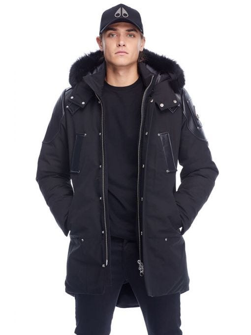 MEN GREED PARKA