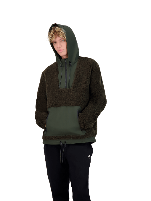 MOUNTAIN CABIN PULLOVER