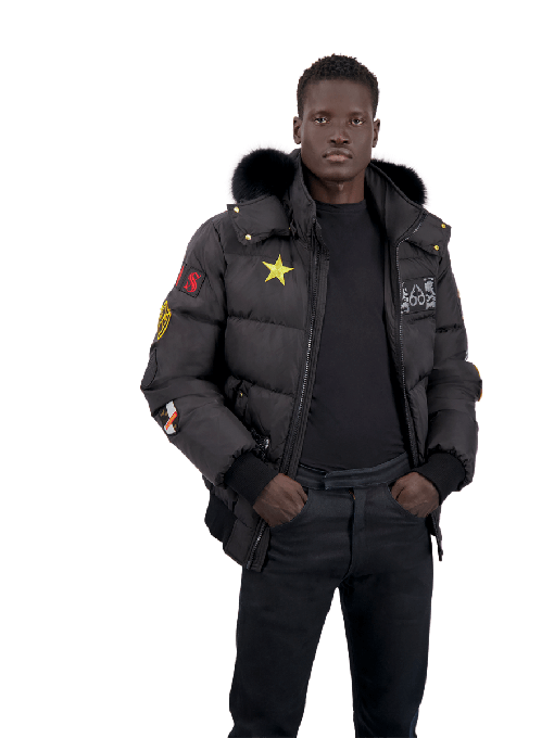 BLOUSON AVIATEUR COLLINGTON