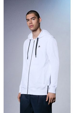 Hornaday Hoodie M31MS604 White Small