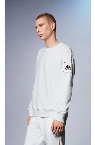 Enmore Pullover M31MS627G White Small