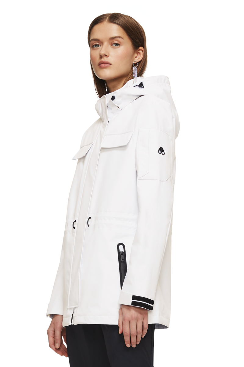 Endpoint Jacket M11LJ117 White Front
