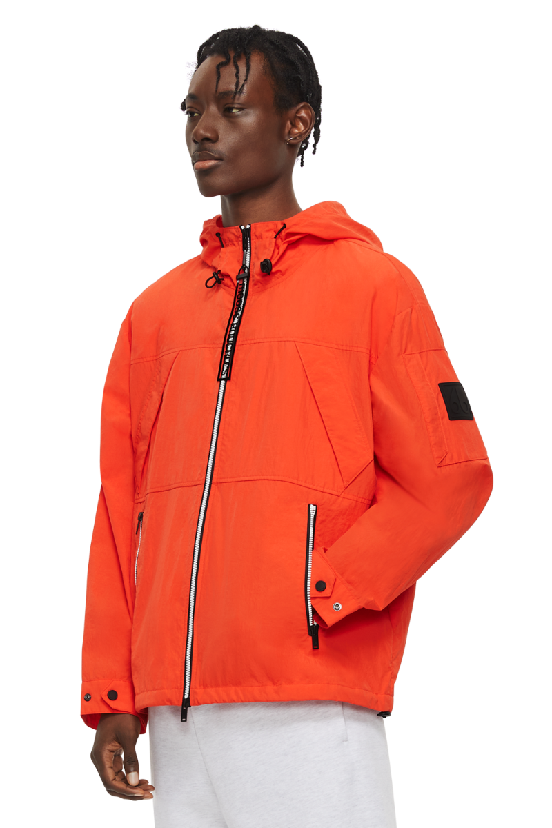 Stereos Anorak M11MJ147 White Front