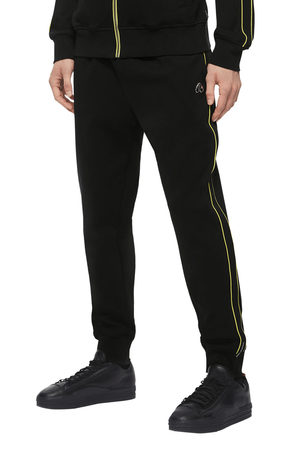 Stereogram Pants M11MR760 Black Front