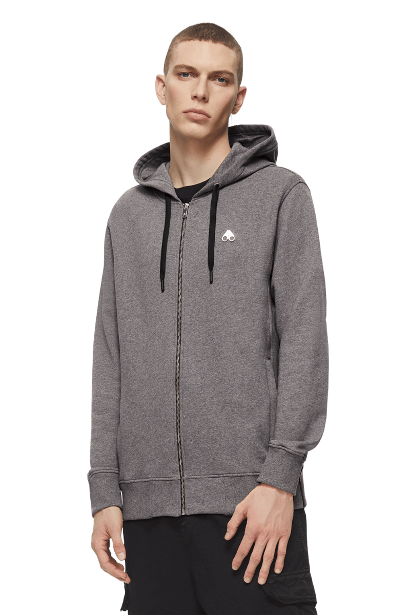 Magnapop Hoodie M11MS604 White Front