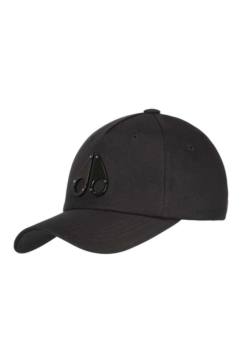 SPACE AGE GUN METAL LOGO CAP