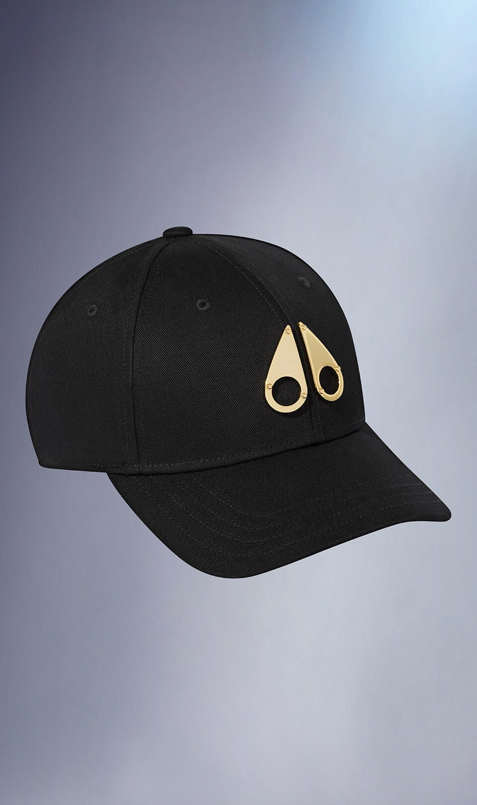 Gold Logo Icon Cap M31MA535 Black / Gold Logo Front Category