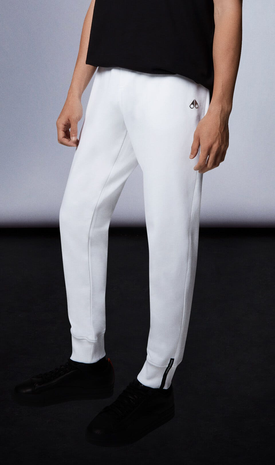 Lennard Pants M31MR750 White Front Category