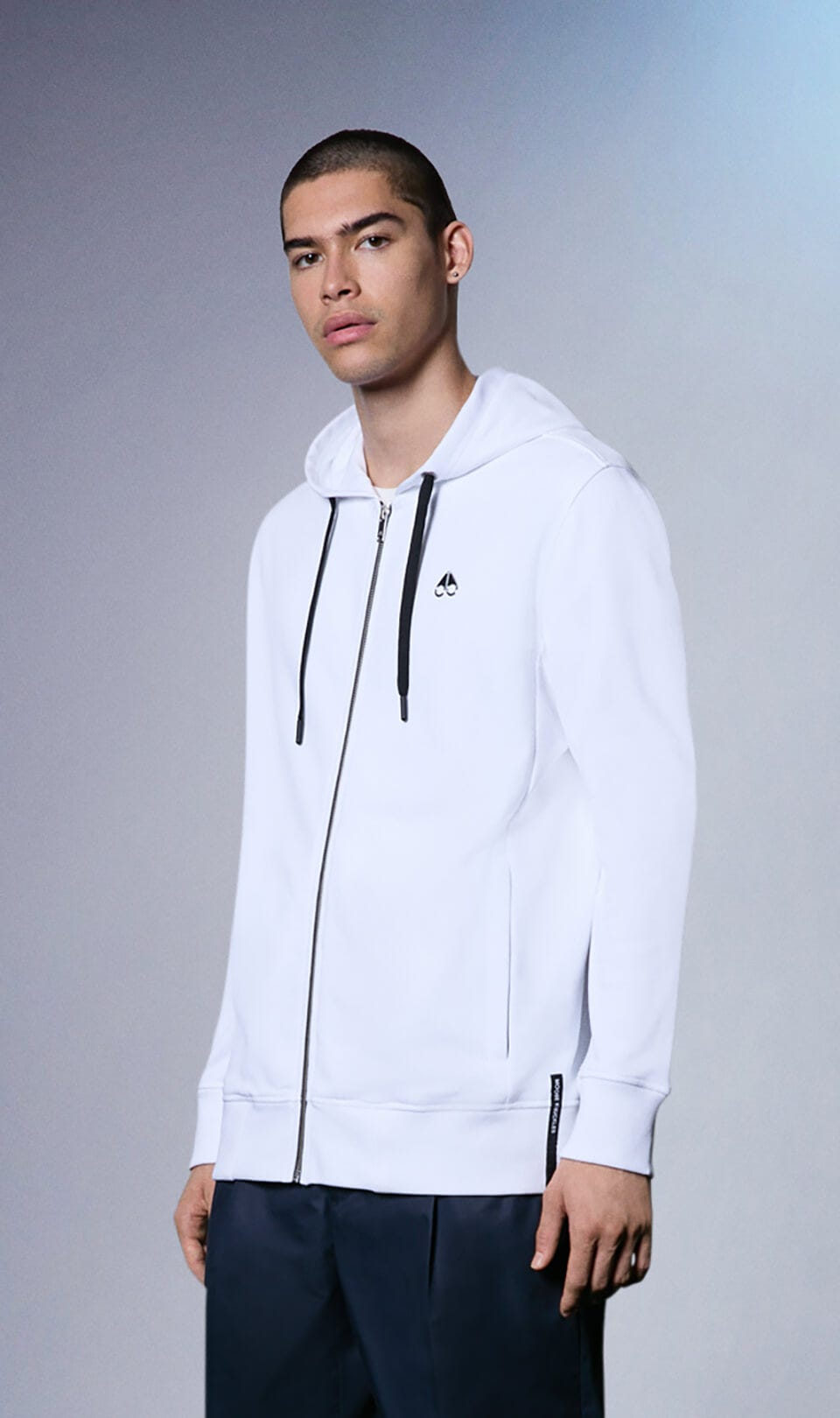 Hornaday Hoodie M31MS604 White Front Category