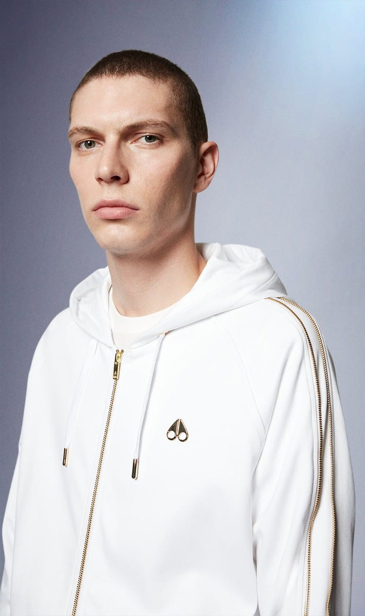 Desable Hoodie M31MS620G White Front Category