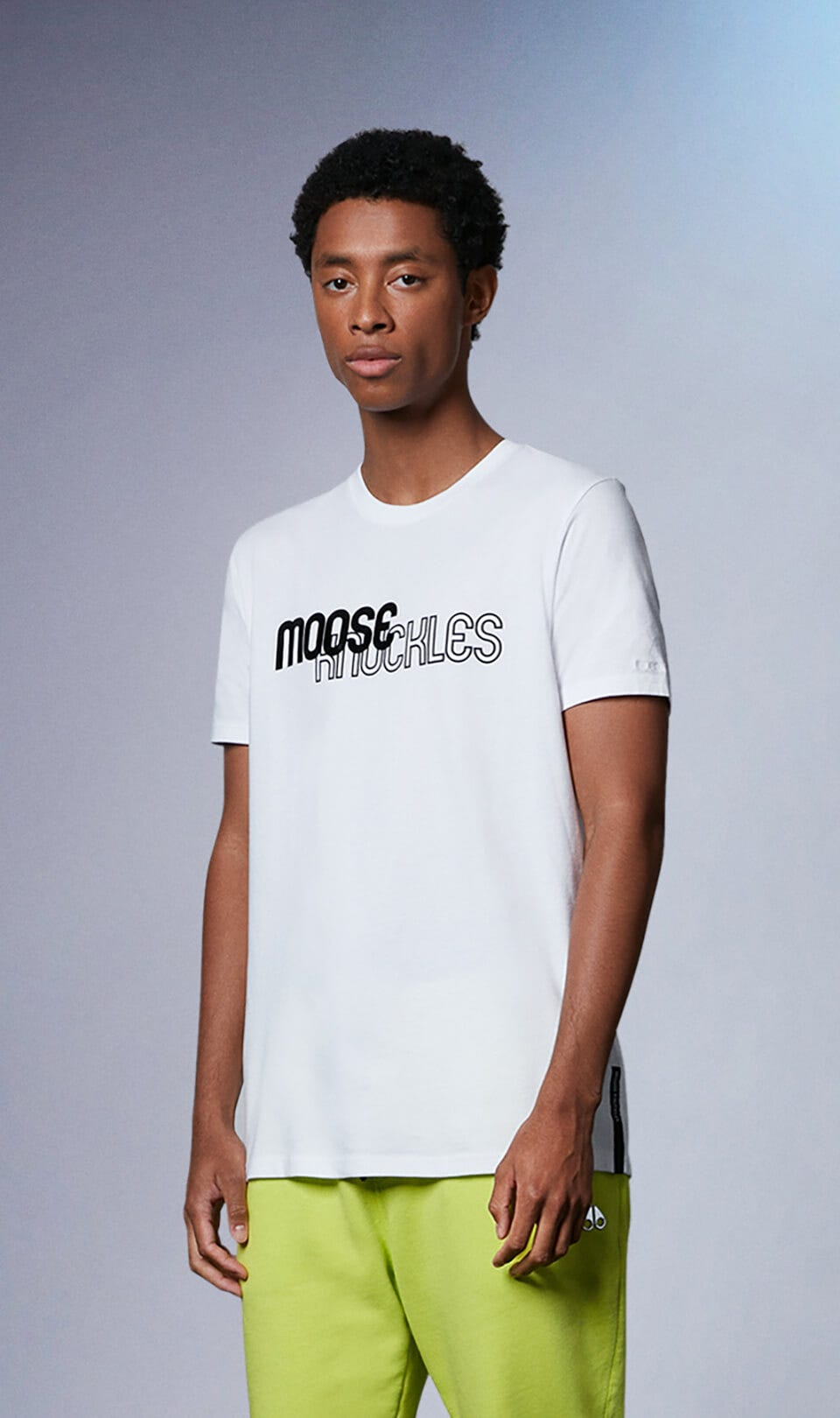 Seal Tee M31MT703 White Front Category