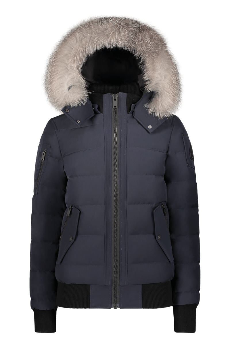 True Navy / Frost Fox Fur