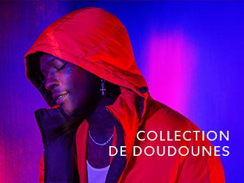 Collection Doudounes
